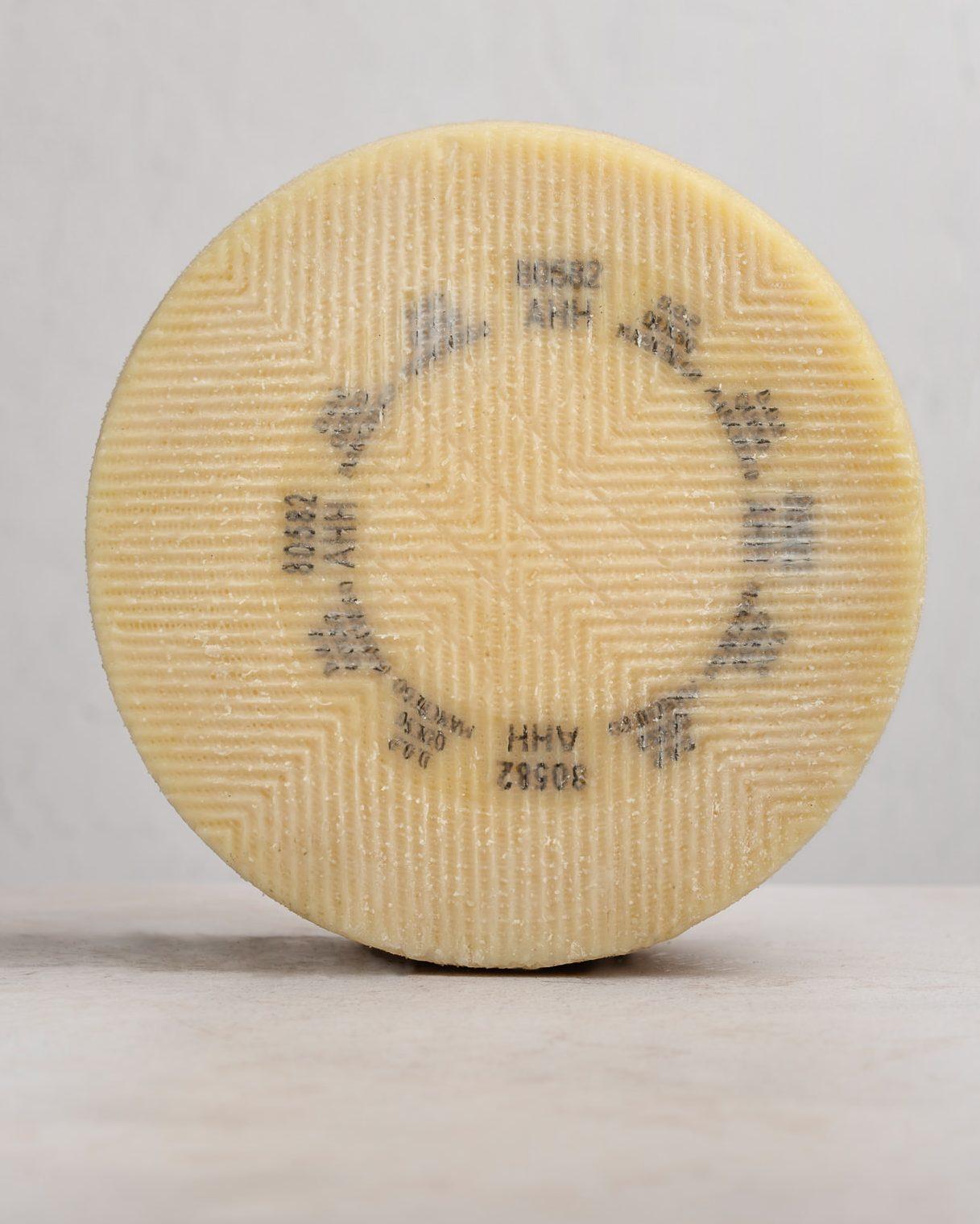 Artequeso Semicurado con placa de caseína