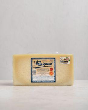 Queso Manchego Artesano Semicurado DOP 1,6 Kg