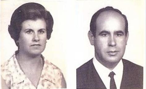 Carmen Valera y Santiago Álvarez