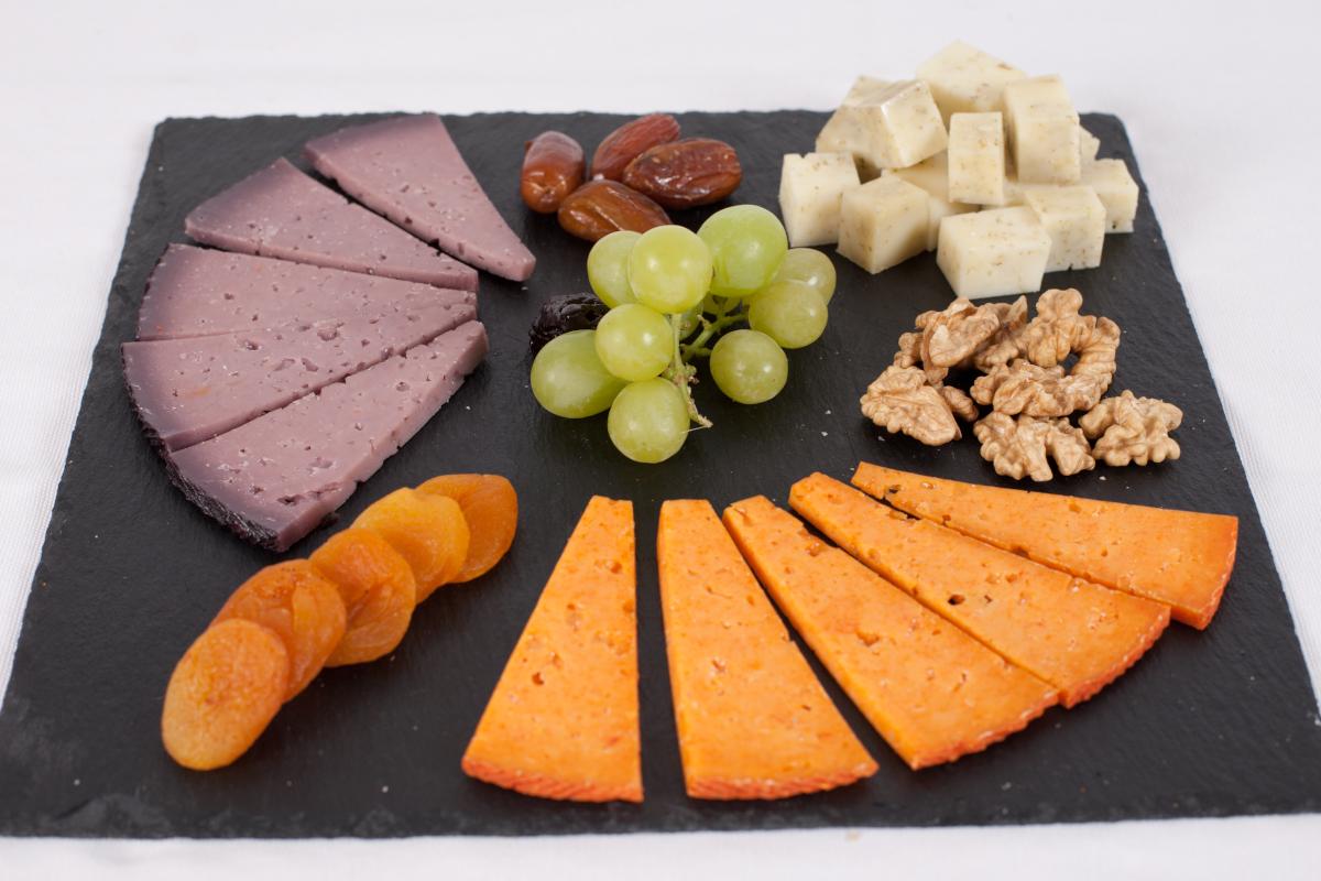 Gama quesos